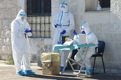 Test Covid alle persone senza fissa dimora di Bari, screening nel weekend a Santa Chiara