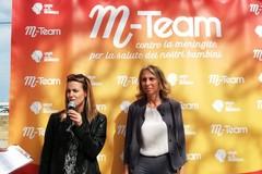 Tania Cagnotto, una super mamma di M-Team