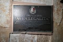 Parco della Legalità nel degrado, la denuncia di Caradonna