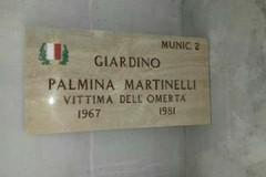 Il nome Braille per il giardino di via Tridente, ma dopo due anni mancano le targhe per Francesca Morvillo ed Emanuela Loi