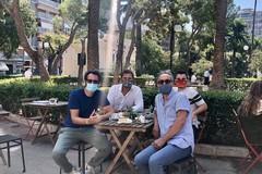 Bari, in piazza Umberto arrivano i tavolini all'aperto