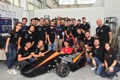 Formula SAE, la nuova monoposto del Poliba Corse in gara