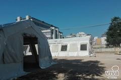 Due anni fa il Tribunale di Bari si trasferiva nelle tende, il video della Camera penale