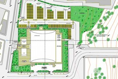 Nuovo palazzetto di Monopoli, la tendostruttura avrà 800 posti richiudibili