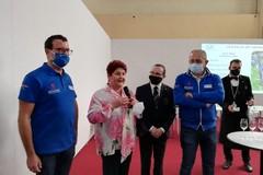 Teresa Bellanova in Fiera: «Pentassuglia? Anche in Puglia un assessore all'Agricoltura a tempo pieno»