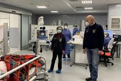 Policlinico di Bari, arrivano due robot per consulti nei reparti Covid