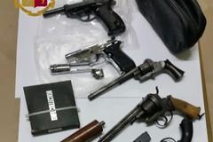 Traffico di armi e droga fra le province di Bari e Matera, concluse le indagini su 24 sospettati