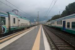 Maltempo, traffico ferroviario rallentato sulla Bari-Lecce fra Polignano e Monopoli