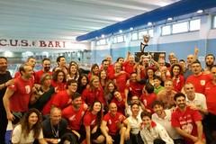 """Nuoto, il Cus Bari vince il decimo trofeo """"Paolo Pinto"""""""