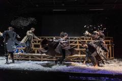 Al via la stagione del teatro Kismet, si parte il 4 gennaio con Pino Pascali