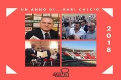 Dall'onta del fallimento alla speranza di rinascita: il 2018 del Bari calcio