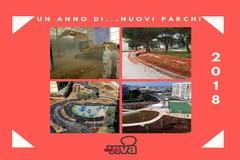 2018 anno dei parchi a Bari, da quello di via Troisi a quello sospeso in via Tridente