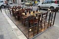 Bari dice addio ai parklet, nessuna proroga dal Comune