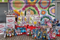 Bari, nel Municipio I raccolte 450 uova di Pasqua. Saranno donate alle parrocchie