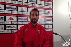 SSC Bari, Di Cesare: «Col Portici contava solo vincere. Goal più bello? Quello al Rotonda»