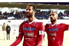 SSC Bari, Di Cesare: «Delusione brucerà anche fra 10 anni». Simeri: «Sogno spezzato dopo 4'»