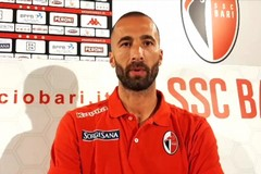 SSC Bari, Di Cesare: «Vietato sbagliare, non vediamo l'ora di scendere in campo»