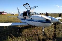 Aeroclub Bari, velivolo finisce fuori pista. Nessuna conseguenza per il pilota