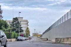 Conclusa la bonifica della ex Fibronit, via Caldarola torna a doppio senso
