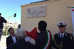 Dodici anni senza Michele Lopez. Bari gli dedica una via