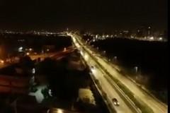Bari, in viale Tatarella attivi 139 nuovi corpi illuminanti