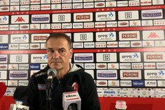 Verso Bari-Rieti, Vivarini: «Non esistono partite facili. Maita? Sarà mezzala»