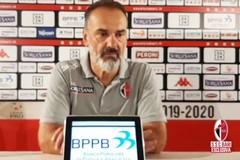 Bari-Carrarese 2-1, Vivarini: «Grande spirito, dimostrato qualità importanti»