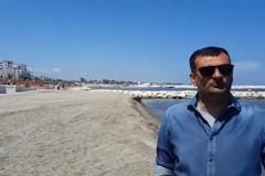 Waterfront di San Girolamo, ultimata la prima spiaggia