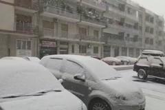 Emergenza neve su Bari: pronti mezzi spargisale, autobus con catene e strutture d'accoglienza