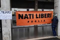 Legge Lorenzin, protesta al Consiglio Regionale del Movimento Libera Scelta
