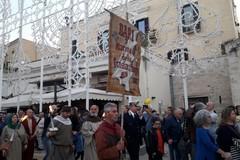 San Nicola a Bari, iniziati i festeggiamenti con la rievocazione della traslazione