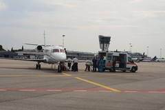 Deceduto uno dei pazienti lombardi giunti a Bari, arresto cardiaco in aeroporto