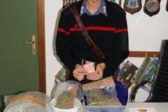 Santeramo, in casa aveva allestito un bazar della droga. Preso 30enne