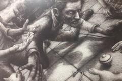 Dis(d)egni, mostra d'arte contemporanea in Mediateca