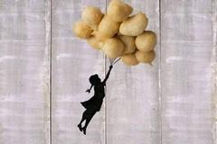 """""""Se Banksy fosse nato in Puglia"""", nasce così la bambina con le pettole"""