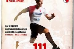 SSC Bari, un'iniziativa social per celebrare i 111 anni