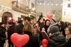 Il sindaco Decaro al ballo di San Valentino