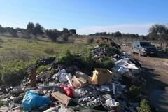 Vigilanza ambientale, rimosse cataste di rifiuti dall'agro di Valenzano-Adelfia