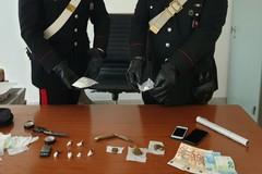 Castellana, giravano in centro con cocaina, hashish e marijuana. Presi due 25enni