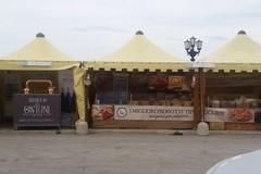 In largo Giannella a Bari apre il Villaggio del Gusto
