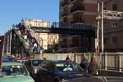 """La folla a Bari per San Nicola """"inaugura"""" il ponte di viale Traiano"""