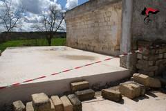 Cassano delle Murge, lavori edili abusivi scatta il sequestro