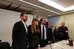 Movimento 5 stelle, focus su legalità e partecipazione. Bonafede: «Problema palagiustizia di Bari risolto in tempo record»