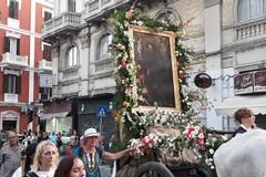 Il corteo storico di Sant'Antonio a Bari