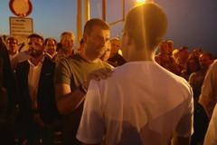 A Palese la manifestazione contro il bullismo, Decaro: «Non è la violenza a difendere nostra identità»