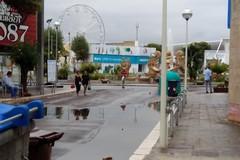 Bari, dopo l'acquazzone nuova allerta meteo a partire dalle 20