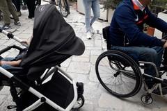 Bari, tutte le criticità del borgo antico per chi viaggia in carrozzina