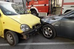 """""""Basta vittime della strada"""" al Politecnico di Bari dimostrazioni di guida sicura"""