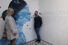 Generare Culture Nonviolente, a Bari un dipinto per tutte le donne