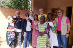 Da Bari in Burkina Faso. Progetto di solidarietà fermo per il coronavirus
